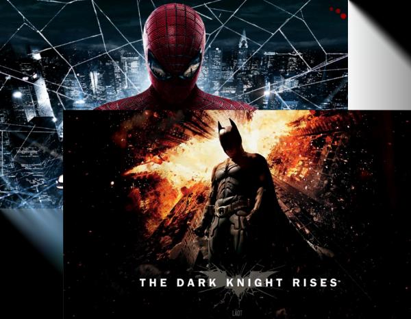 Spiderman Batman Feature