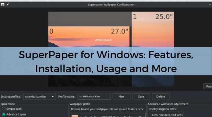 multi-monitor wallpaper windows