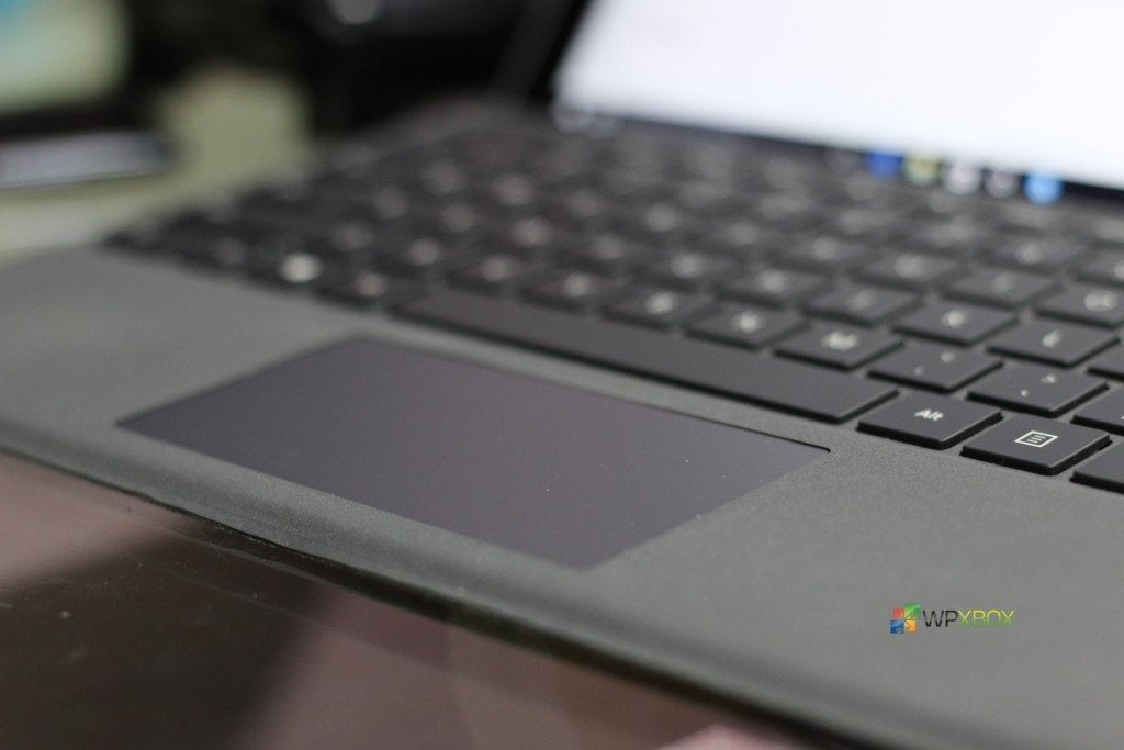 Surface Pro 4 Touchpad