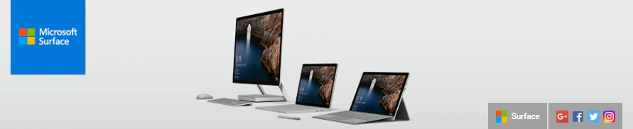 surface-lineup