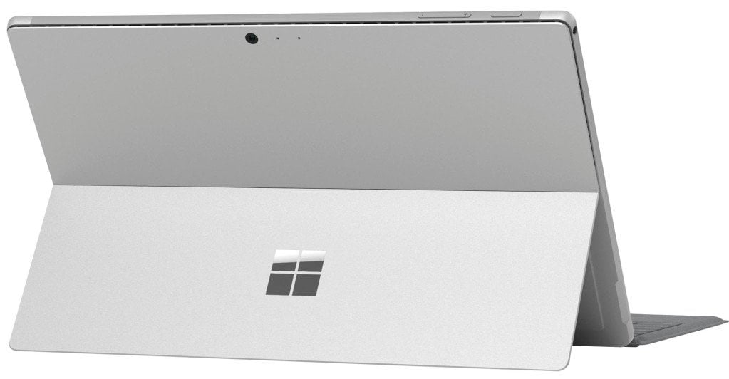Surface pro back