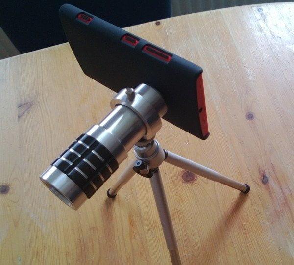 Telephioioto Lens for Lumia 920