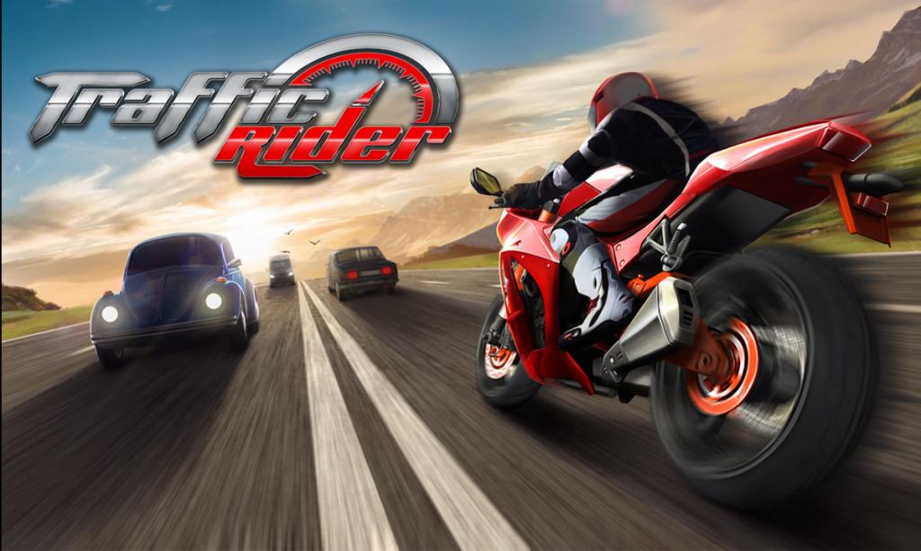 Traffic Rider main