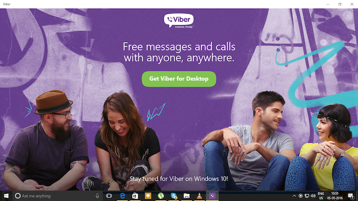 Download Viber for Windows 10 PC