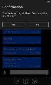 Whatsapp Video Send WP