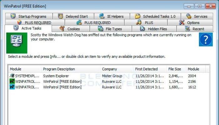 WinPatrol - Startup Delayer