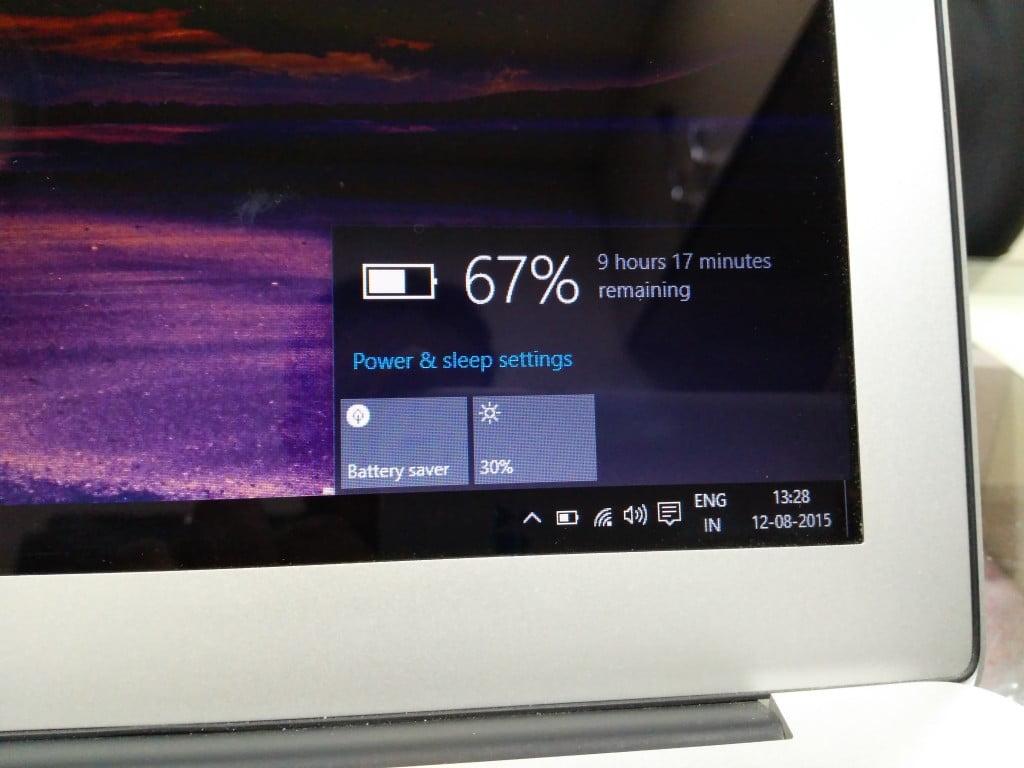 improve Battery Life Windows