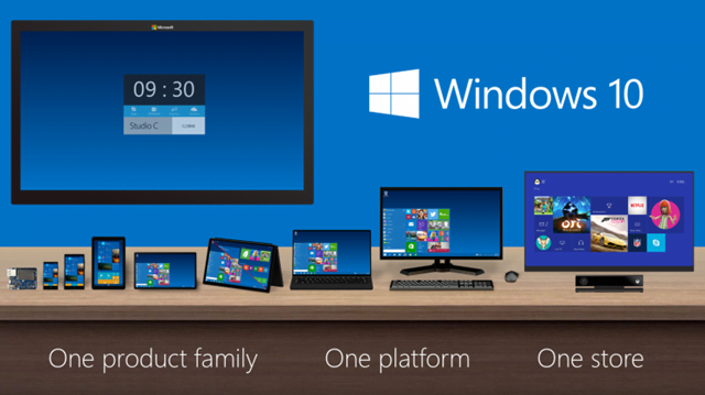 Upgrade Path to Windows 10