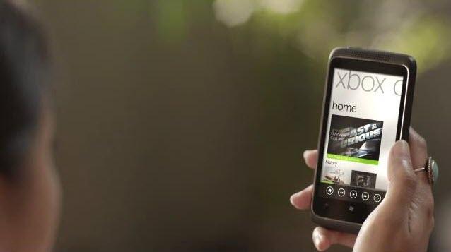 Windows Phone Companion App