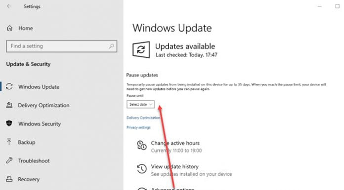 How to Temporary Stop Windows 10 Insider Preview Builds