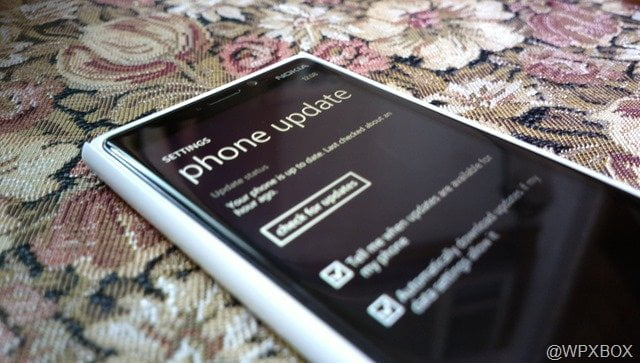 Windows Phone GDR 1 Update