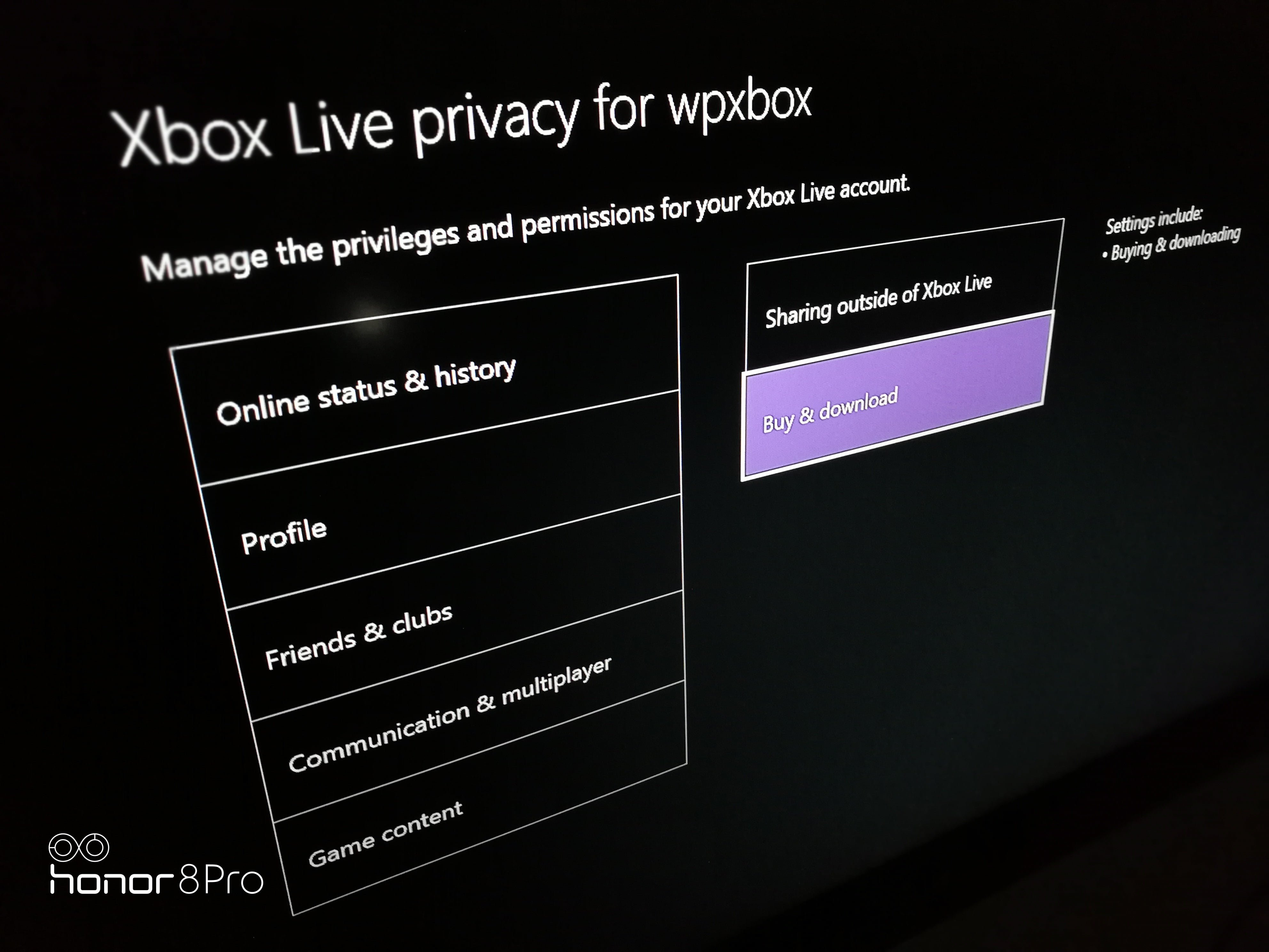 Message to Spam Bots on Xbox