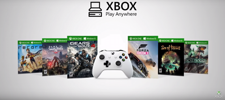 Xbox Play Anywhere Features