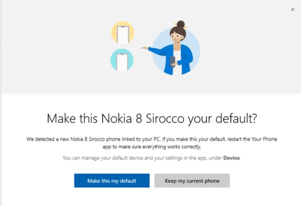 receive make calls Windows 10