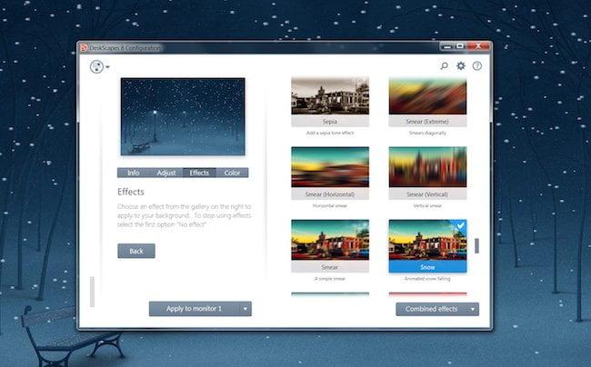 Deskscapes Live Wallpaper