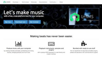 LMMS Music Software