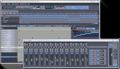Hydrogen Music Software