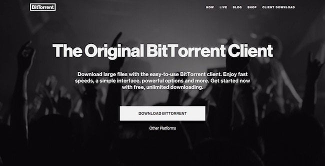 Bittorrent client Windows 10