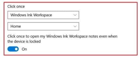Windows Ink Hidden Features