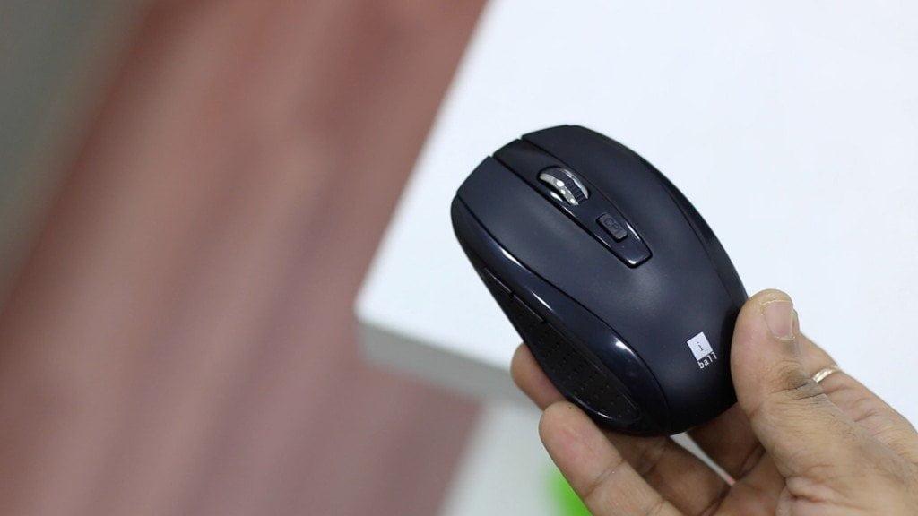 iBall Splendo Mouse